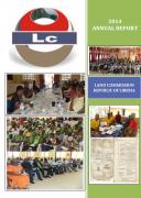 Rapport annuel 2014 de la Commission foncière du Libéria
