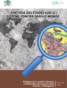 Synthèse des études sur le système foncier dans le monde