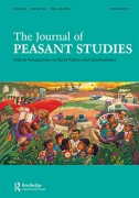 Resistance, acquiescence or incorporation? An introduction to land grabbing and political reactions 'from below'