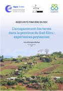 L'accaparement des terres dans la province du Sud-Kivu : expériences paysannes