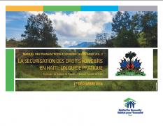 La sécurisation des droits fonciers en Haïti : un guide pratique