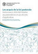 Niger : Nouvelle publication de la FAO sur les acquis de la loi pastorale