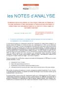 Notes d'analyse : Élaboration du document de politique foncière au Sénégal